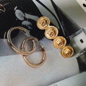 Accessories - Matte Medusa Hair Clip